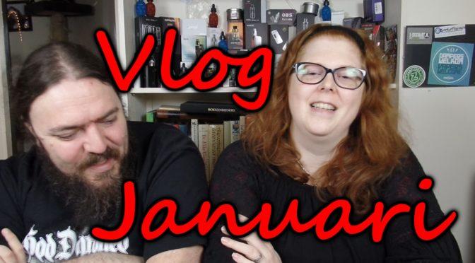 Vlog Januari