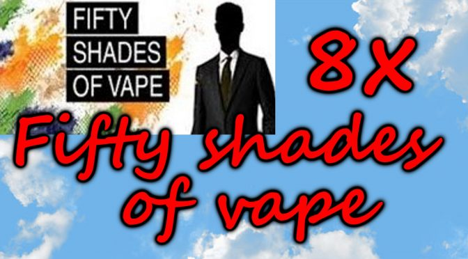 FIFTY SHADES OF VAPE Pineapple
